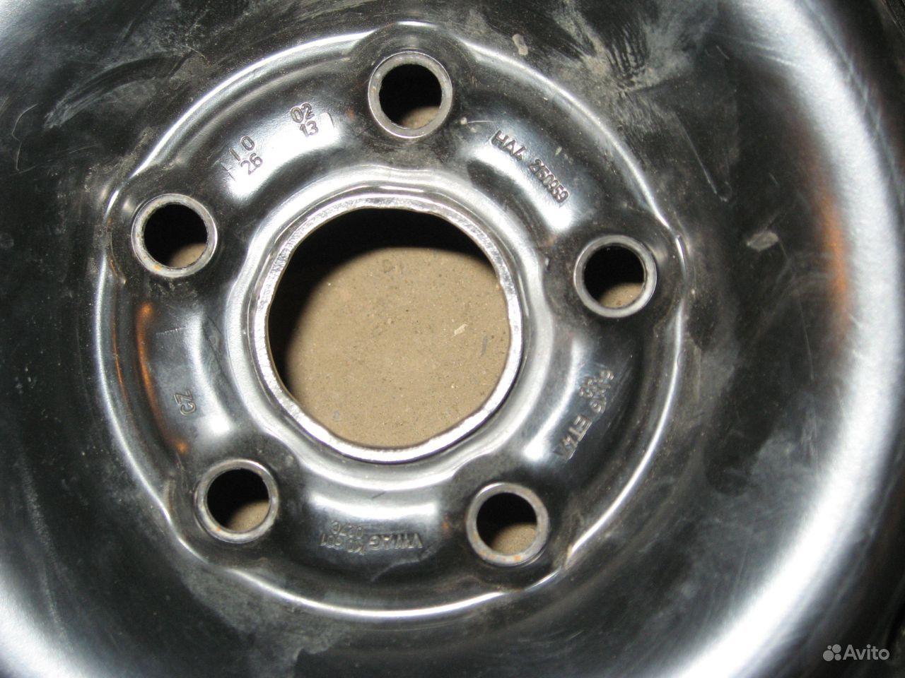 Штампованные диски на шкоду октавию а7 5 фотография