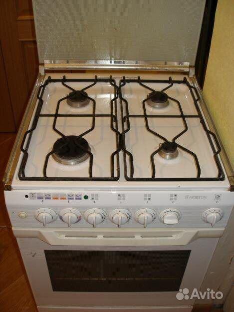 Газовая плита аристон с
