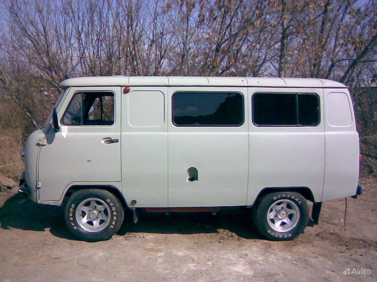 Продается автомобиль уаз 18 фотография