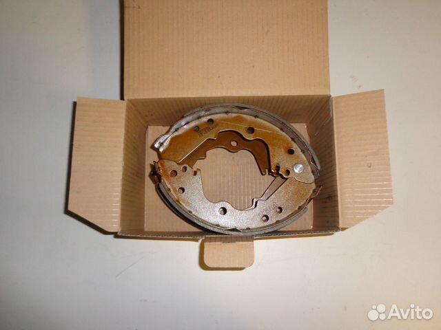Колодки тормозные дисковые задние для ford transit (форд транзит)