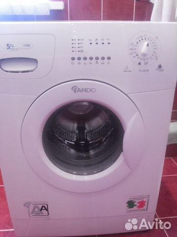 Замена тена стиральной машины ардо
