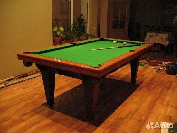 Бильярдный стол 8 футов