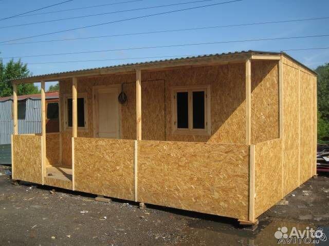 Недорогой летний домик своими руками фото