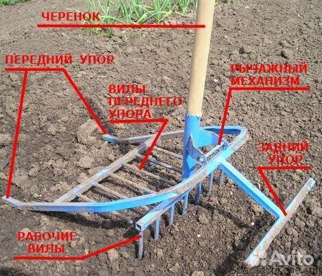 Лопаты своими руками для огорода