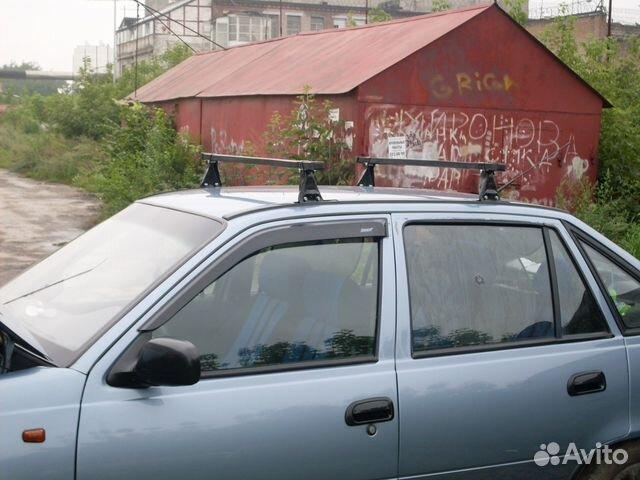 Принятие: все для nexia багажник на крышу