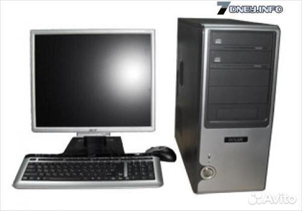 Куплю бу или новые: компьютер, системник, монитор Жк.