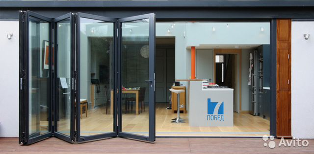 Panoramic doors