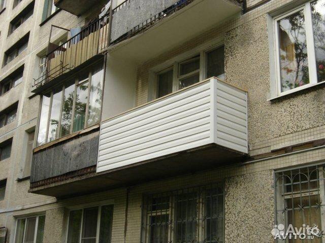 Обшить балкон сайдингом цены. - наши работы - каталог статей.