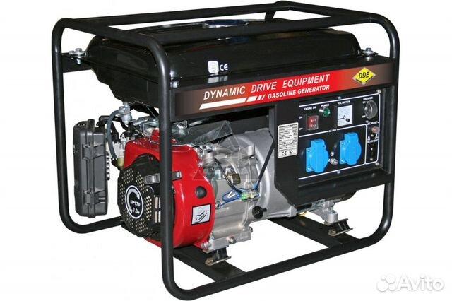 Бензогенератор dde gg3300 цена генератор GG3300