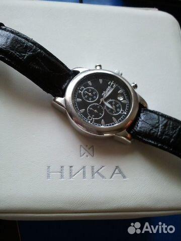 Часы ника мужские серебро цена