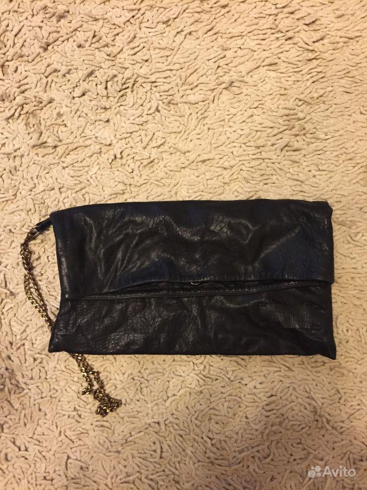 4416185bea4b Продам оригинальную сумку-клатч, выполнена из мягкой натуральной кожи,  очень эф... — @Барахолка :: @дневники: асоциальная сеть