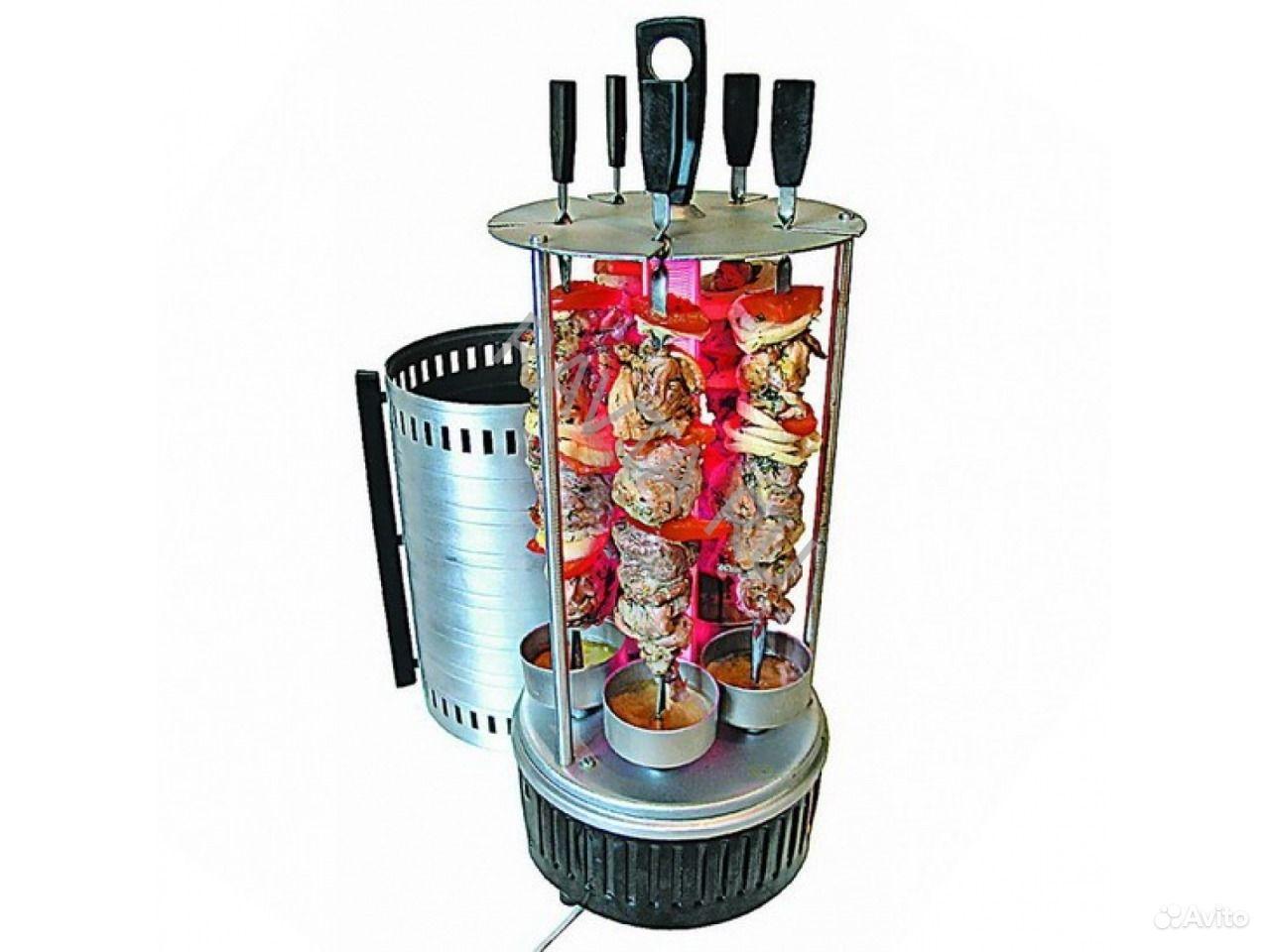 шашлычница электрическая фото цена