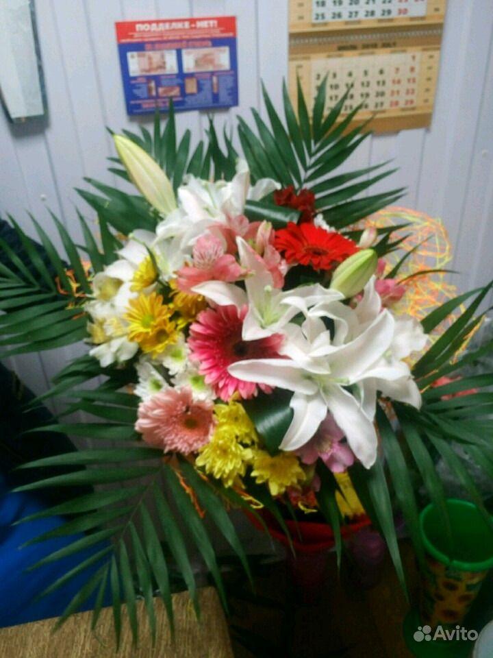 Свежие живые цветы купить на Зозу.ру - фотография № 7