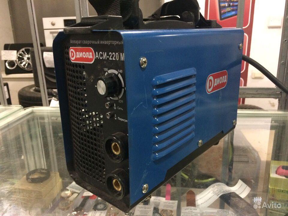 Сварочный аппарат диолд аси 220 м генераторы бензиновые от 5 ква