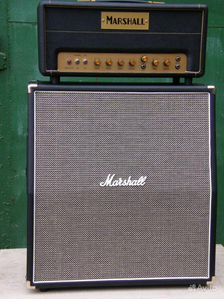 Усилитель для гитары Marshall