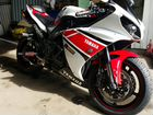 Yamaha R1 50TH Anniversary Special Edition