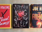 The Casual Vacancy, Doctor Sleep, The Fireman