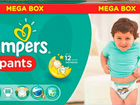 Pampers Pants 6, 88 штук