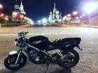 Honda CB-1 в разбор