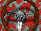 Руль Alpina новый из США оригинал