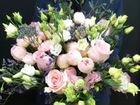 Цветы букет роза экзотика