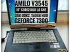 Fujitsu Siemens Amilo Pro V3545