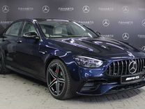 Mercedes-Benz E-класс AMG, 2021
