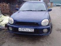 Subaru Impreza, 2000 г., Пермь