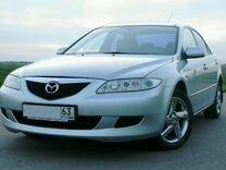Mazda 6, 2004 г., Самара
