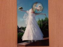 Свадебное платье — Одежда, обувь, аксессуары в Тюмени
