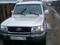 Hyundai Galloper, 2003 г., Уфа