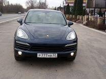 Porsche Cayenne, 2012 г., Нижний Новгород