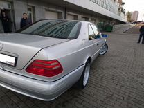 Mercedes-Benz CL-класс, 1998