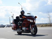 Honda Gold Wing 1800, GL1800