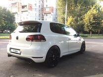 Volkswagen Golf GTI, 2009, с пробегом, цена 800 000 руб.