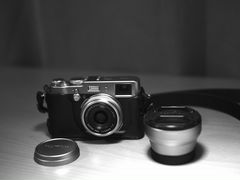 Fujifilm X100T + TCL + Leather Case