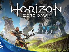 Horizon Zero Dawn PS4 (sony playstation 4) (рус)