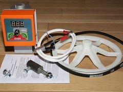Электропривод медогонки 120 ватт аккумуляторный