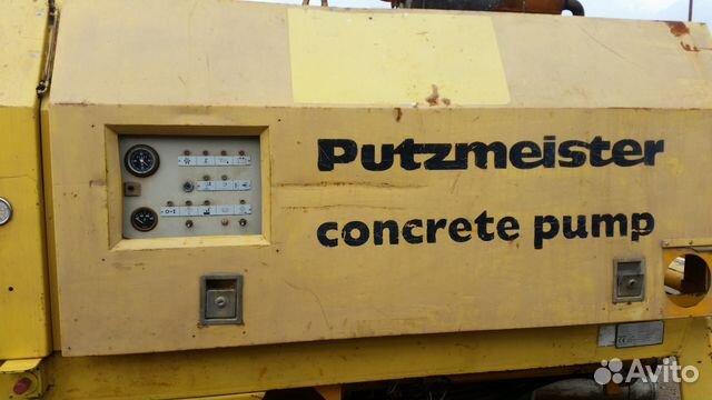продается стансионие бетононасос на авито в москве (садовое некоммерческое товарищество)