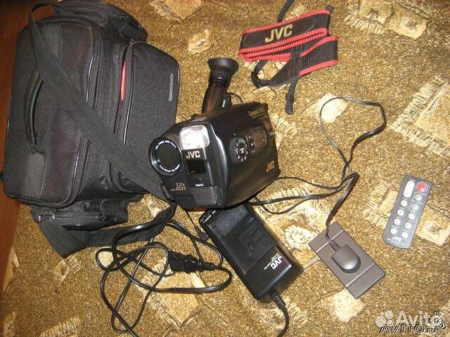 Инструкция к видеокамере jvc vhs gr ax68