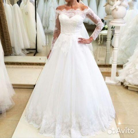Авито платья свадебные братск