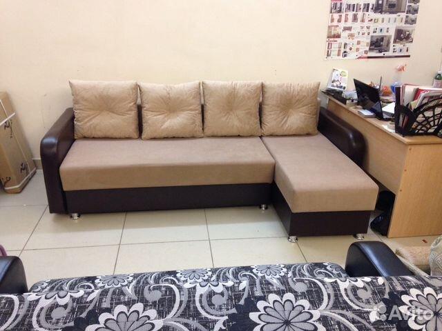 Угловой диван пермь  авито