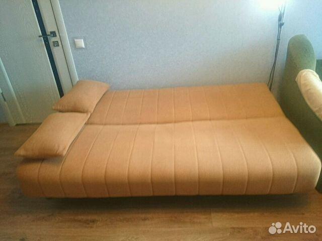 Диван-кровать с ящиком для белья