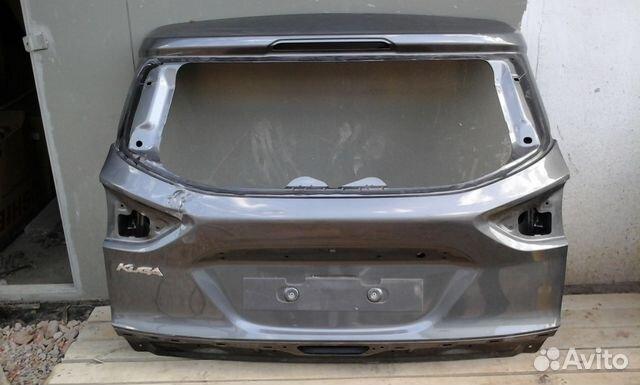 форд куга фото багажник