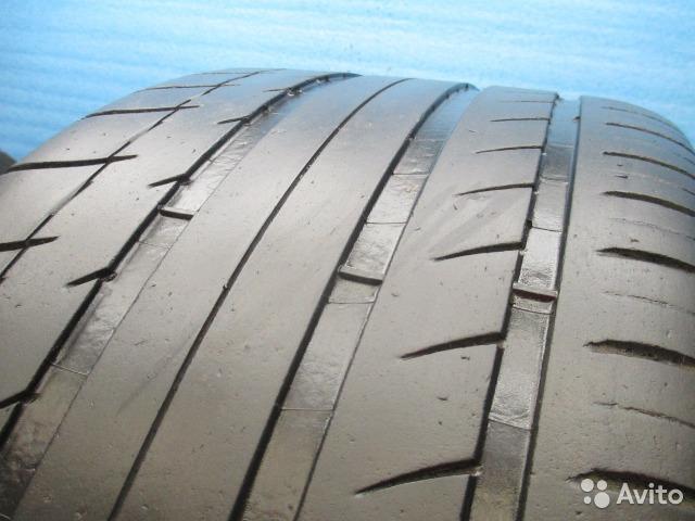 1 шт., Michelin Latitude Sport 295/35 R21 107Y— фотография №1