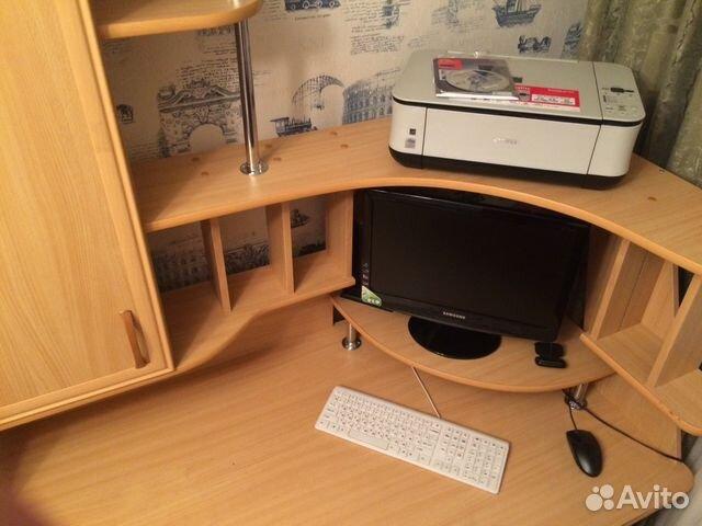 Авито уфа письменный стол  бу