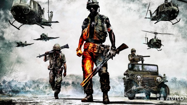 Battlefield Bad Company 2 (PS3) (рус.)— фотография №1