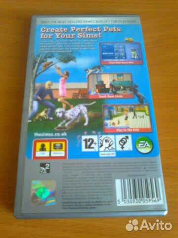 Игру Для Psp Sims 2 Pets