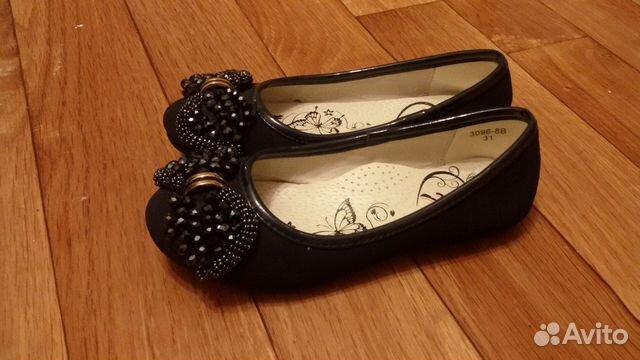 a65029927 Туфли для девочки в школу купить в Иркутской области на Avito ...