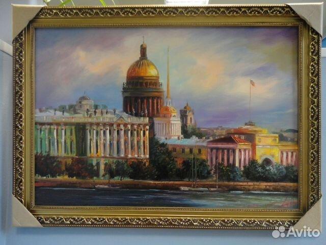 картины виды петербурга купить дешево сайт бесплатный